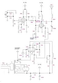 antique radio forums \u2022 view topic am transmitter on simple 6l6 schematic