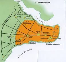 「330 Constantinople became metropokitan for roman empire」の画像検索結果