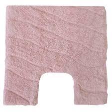 <b>Коврик</b> для туалета <b>Fora Trendy</b> 50х50 см хлопок розовый купить ...