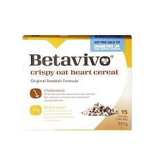 Betavivo Crispy <b>Oat Heart</b> Cereal 15 x 23g | Holland & Barrett