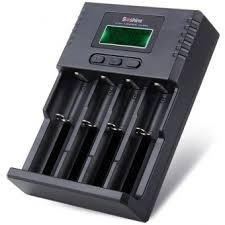 <b>Зарядное устройство</b> - SoShine H4 02465 (<b>26650</b>;<b>18650</b>;16340 ...