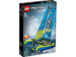 <b>Конструктор LEGO Technic</b> 42105 <b>Катамаран</b>: купить за 3119 руб ...