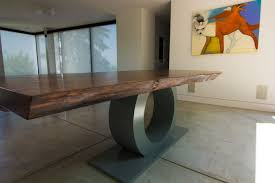 dining table woodworkers: natural live edge dining tables by hammer hand custom table built