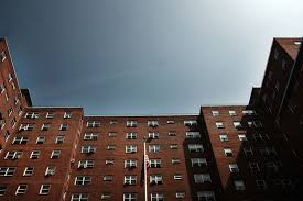 obama administration announces smoking ban in public housing new york ny 19 an east harlem public housing complex is viewed