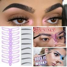 Отзывы на Eyebrow Grooming <b>Stencil Kit</b> Template Shaping ...