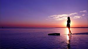 Image result for beach silhouette pictures