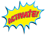 Images & Illustrations of activate
