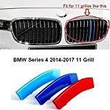 PKA LED Fog Lights Lamp <b>For BMW 3 Series F30 F35</b> LCI 2012 ...