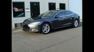 LLumar CTX <b>40</b> | <b>Window Tint</b> | Opti Coat Pro | Tesla Model S ...