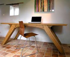 bespoke office desk also made to measure as a dining table furniture designed and made by matthew and ezra harvey for makers bespoke furniture bespoke office desks