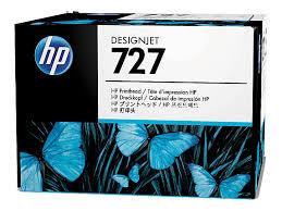 <b>HP</b> 727, <b>Печатающая головка</b> DesignJet | <b>HP</b>® Russia