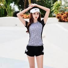 <b>M</b>-<b>XXXL</b> Women Sports Swimwear Plus Size <b>Two Piece</b> Swimsuit ...