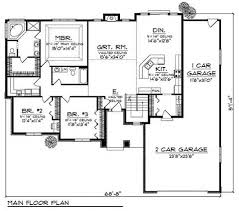 Hip Roof House Plans With Porches  Hip Roof House Plans Story Hip    Ranch House Plans   Hip Roofs