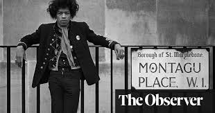 When <b>Jimi Hendrix</b> came to London, he changed the sound of music ...