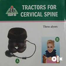 <b>Three</b> layer <b>tractor</b> for <b>cervical spine</b> - Gym & Fitness - 1591851707