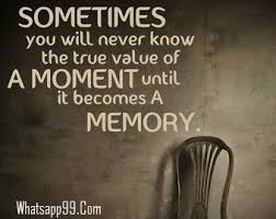 Special Memories Quotes. QuotesGram