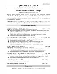 restaurant supervisor duties and responsibilities resume cover letter restaurant manager responsibilities