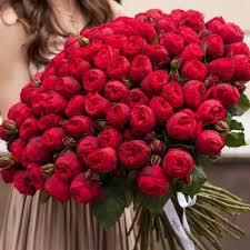 <b>Букеты пионовидных роз</b> купить недорого в Москве, заказать ...
