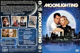 moonlighting season dvd cover labels r custom dvd covers