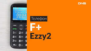 Распаковка <b>телефона F+</b> Ezzy2 / Unboxing <b>F+</b> Ezzy2 - YouTube