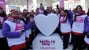 Завершен <b>набор</b> волонтеров на <b>Игры</b> в Сочи. Олимпиада - Сочи ...