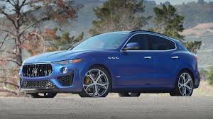 2019 <b>Maserati Levante</b> S is a luxury SUV with a flair for the dramatic ...