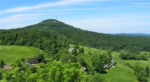 Lusatian Mountains