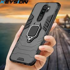 <b>KEYSION Shockproof Case for</b> Redmi Note 8 Pro 9s 8 8A 7 7A 8T ...
