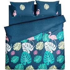 <b>Комплект постельного белья</b> «Экзотика», <b>двуспальный</b>, сатин в ...