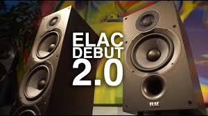 <b>Акустика ELAC</b> DEBUT 2.0 - YouTube