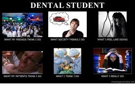 Dentistry Diaries on Pinterest | Dental, Dental Hygiene Student ... via Relatably.com