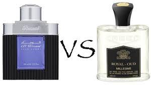 <b>Rasasi Al Wisam Evening</b> VS Creed Royal Oud Fragrance Review ...