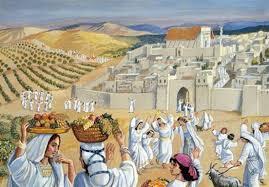 festa da colheita Israel