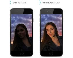 iblazr 2 Wireless LED Flash for Apple & Android Devices - Black ...