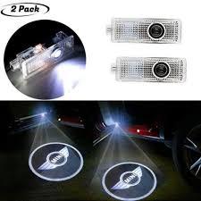<b>2 Pcs Wireless Car</b> Door Led Welcome Laser Projector Hummer ...