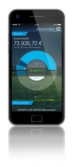 deutsche bank launches new banking app newsroom press releasephoto deutsche bank mobile account overviewphoto