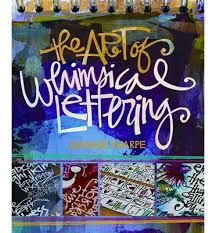 Image result for the art of whimsical lettering