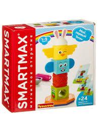 """<b>Магнитный конструктор SmartMax</b> """"Мой первый тотем ..."""