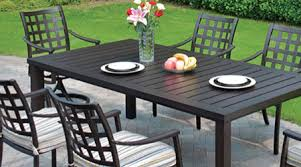 garden furniture patio uamp: cabanacoast aluminum outdoor  hanamint aluminum outdoor patio furniture cabanacoast aluminum outdoor