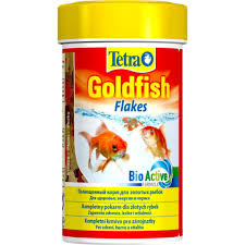 <b>Tetra Goldfish Food Корм</b> для золотых рыбок в виде хлопьев