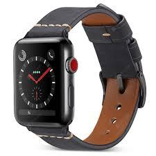 Apple Watch Strap Black 38/40 22.5cm Smart Watch Accessories ...