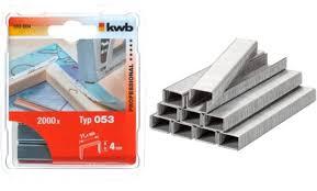 <b>Скоба</b> тип 053 с 10мм 1200 шт сталь <b>kwb</b> 353-110, 353-110 ...