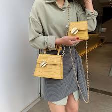 Quality <b>Stone Pattern</b> Leather <b>Crossbody</b> Bags For <b>Women</b> ...