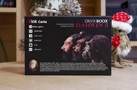 Эволюция Darwin 5 — обзор <b>электронной книги ONYX BOOX</b> ...