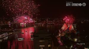 Welcome to 2019! Sydney New Year