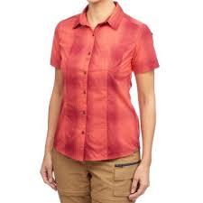 <b>Рубашка</b> с <b>коротким</b> рукавом для путешествий женская Travel ...
