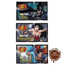 <b>Драже жевательные</b> Jelly Belly Super Hero Mix, 28 гр. пакет