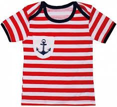 "<b>Комплект</b>: <b>футболка</b>, <b>шорты</b> ""Веселый моряк"" Barkito красный, в ..."