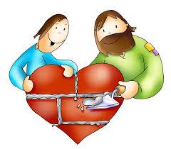 Resultado de imagen de amistad con Jesús de nazaret