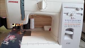 Как шить на швейной машинке. Урок 2. - YouTube